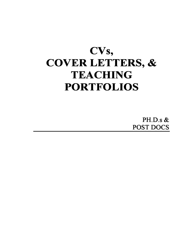Cvs cover letters teaching portfolio free download for Teaching portfolio template free