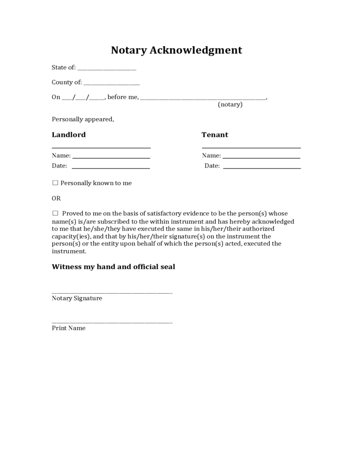 Missouri Month To Month Rental Agreement Free Download