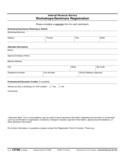 Form 13748 - Event Registration Form (2005)