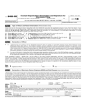 Form 8453-EO - Exempt Organization Declaration and Signature for Electronic Filing (2015)