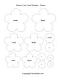 Mother's Day Flower Craft Free Download