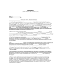 Affidavit Under Section 255 of the Tax Law