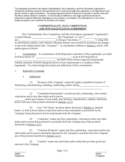 Confidentiality, Non-Competition, and Non-Sociation Agreement Free Download