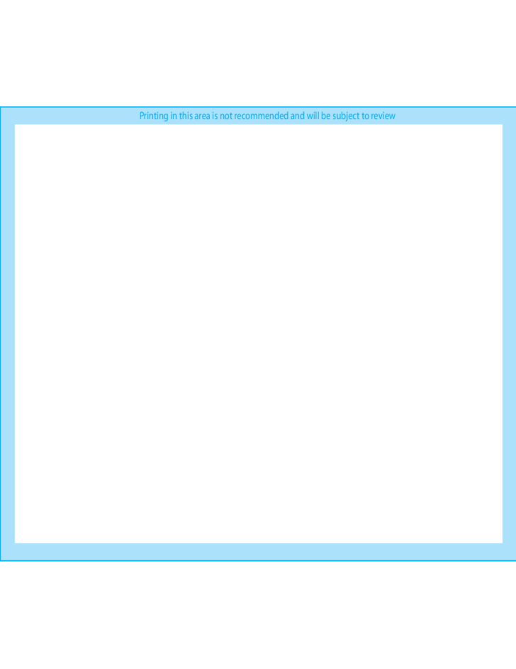 Flat Notecards A7 (5 1/8 x 7) - Front