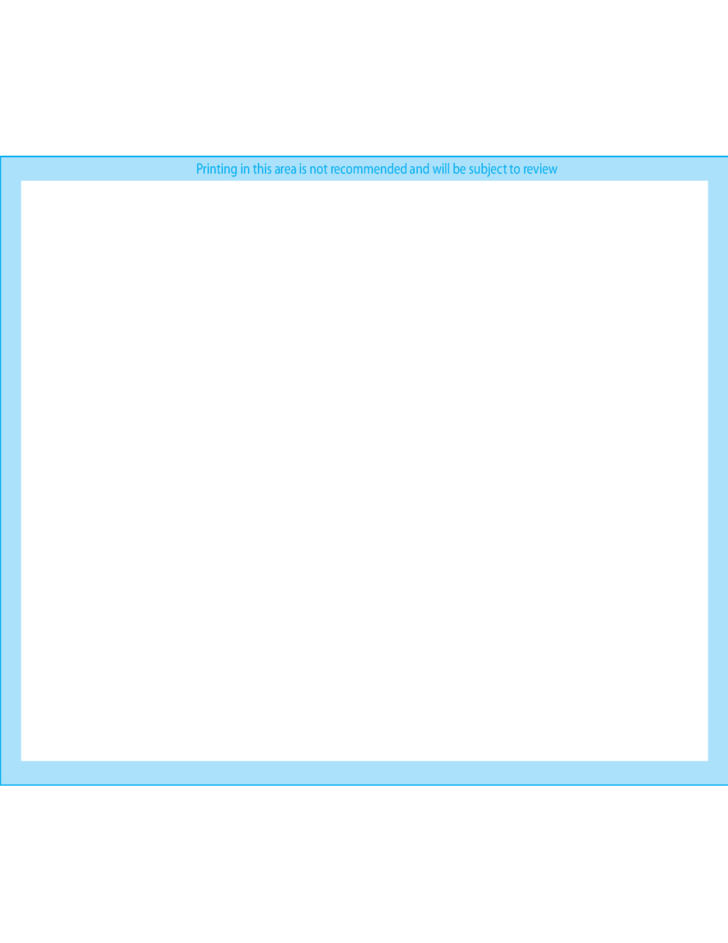 Flat Notecards A6 (4 5/8 x 6 1/4) - Front