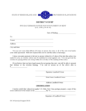 Rhode Island Five Day Demand Notice for Non-Payment of Rent