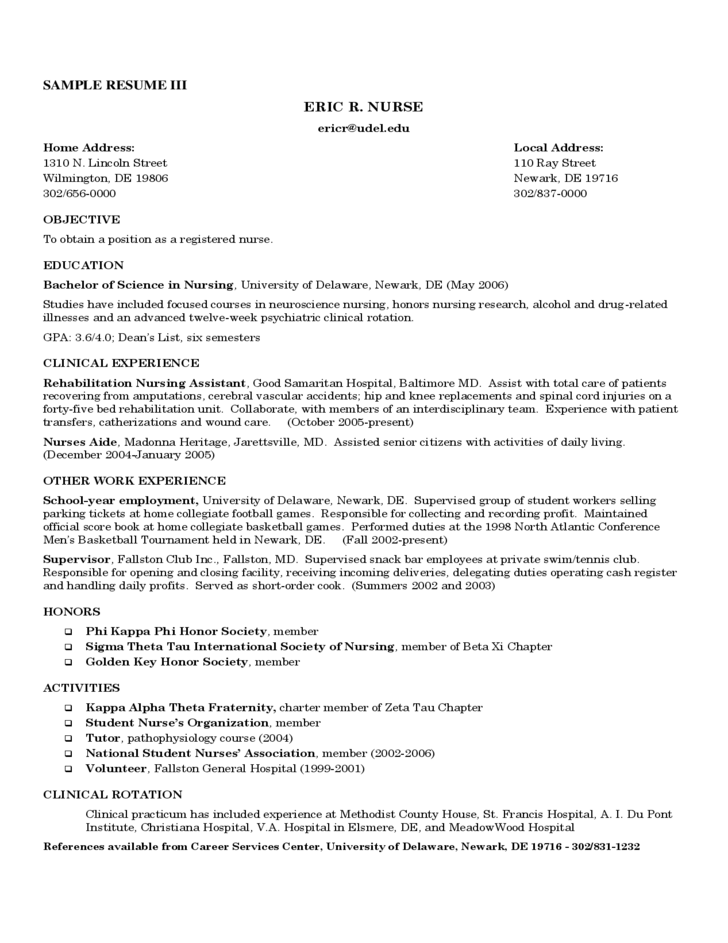 sample nursing resume rn resume computers the o jays and blog nursing home resume nursing home - Example Nursing Resume