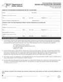 Form AA-71 - Vehicle Dealer Request for Adjudicatory Proceeding - New York Free Download
