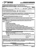 Form MV-664.1MP - Application for a Metered Parking Waiver - New York