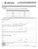 Form DS-19 - Motor Carrier Accident and Conviction Notification Program Application - New York Free Download
