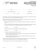 Form DS-3.3 - Article 19-A Motor Carrier Annual Statistical Report - New York Free Download