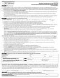 Form MV-215 - Refund Request of Motor Vehicle Registrations/Driver Licenses Fee - New York