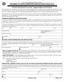 Form MV-35 - Statement of Vehicle Owner Not Having Valid Title - New York