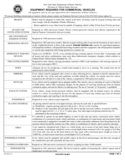 Form MV-529A - Equipment Required for Commercial Vehicles - New York