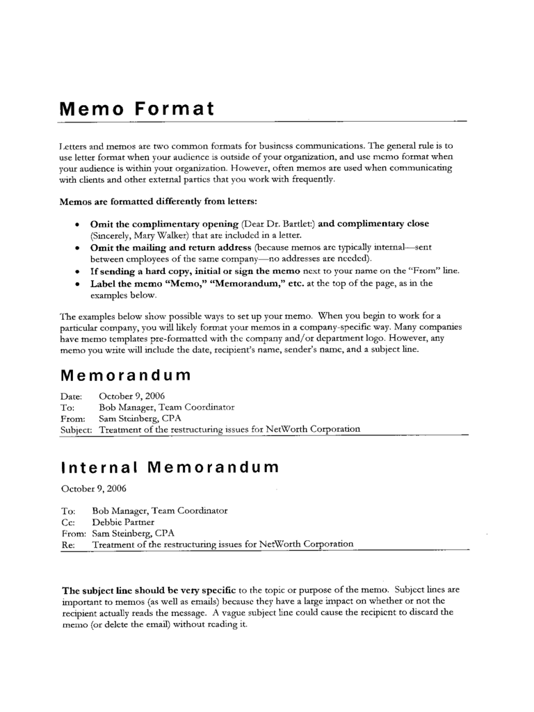 memo to file template - office memo template 2 free templates in pdf word