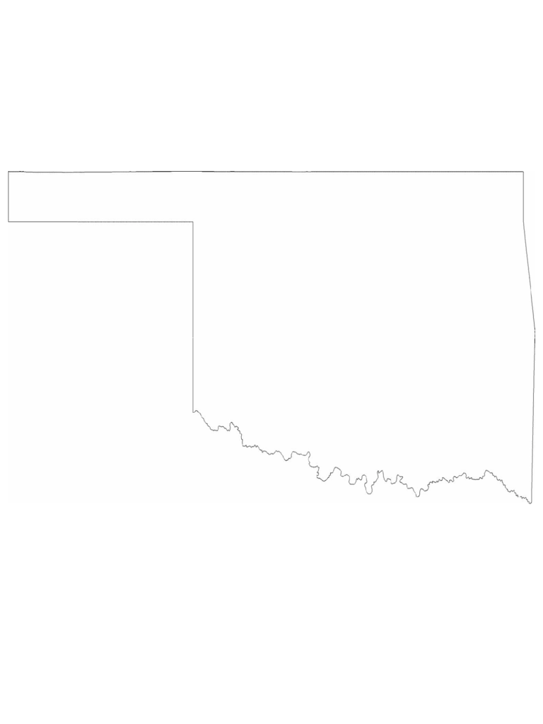 oklahoma-state-outline-map-d1 Oklahoma College Application Form on umzimkhulu fet, insurance student, waterberg fet, workflow diagram, free sample, goroka technical,