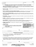 FL-235 Advisement and Waiver of Rights Re: Establishment of Parental Relationship Free Download
