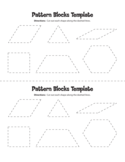 Pattern Blocks Template Free Download