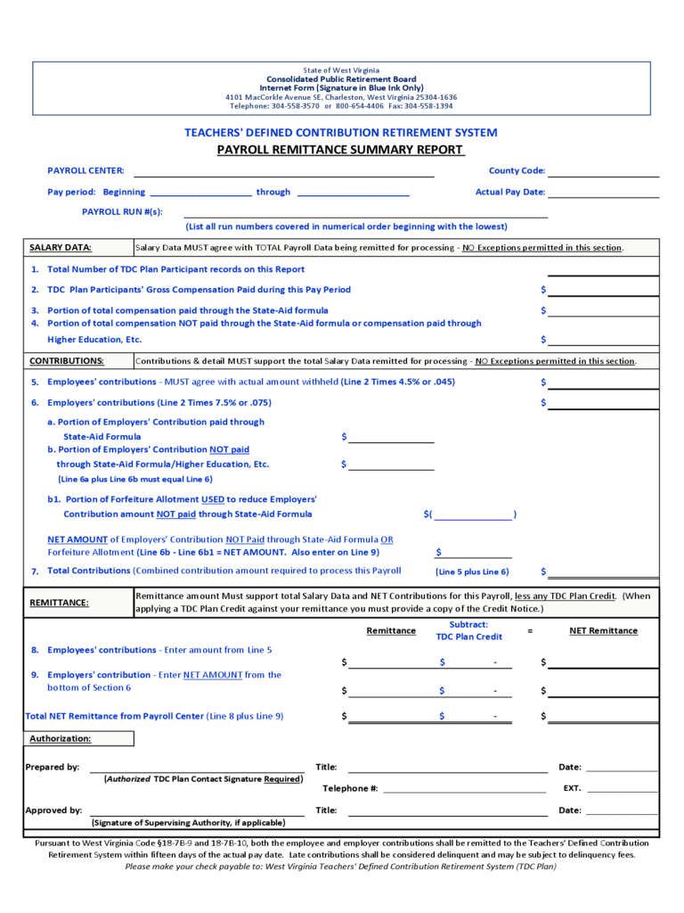 Payroll Forms - 42 Free Templates in PDF, Word, Excel Download