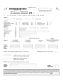 RCT-101 Fillin - PA Corporate Tax Report