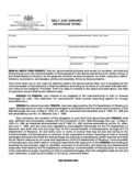 REV-1018 - Malt and Brewed Beverage Bond Form Free Download