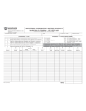 REV-1019 - Registered Distributor's Receipt Schedule Free Download