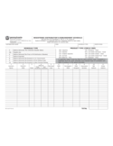 REV-1020 - Registered Distributor's Disbursement Schedule Free Download
