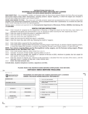 REV-740 - Wagering Tax Return for Corps (Entities) Not Licenses Free Download