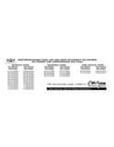 REV-819 - 2008 PA Sales, Use, Hotel Occupancy Tax Returns, Periods and Administrative Due Dates