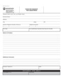 REV-556 - Taxpayer Request for Assistance Free Download