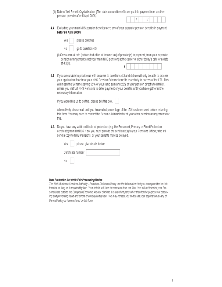 pension credit benefits claim form free download