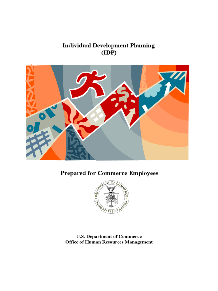 Individual Development Planning - US Department of Commerce