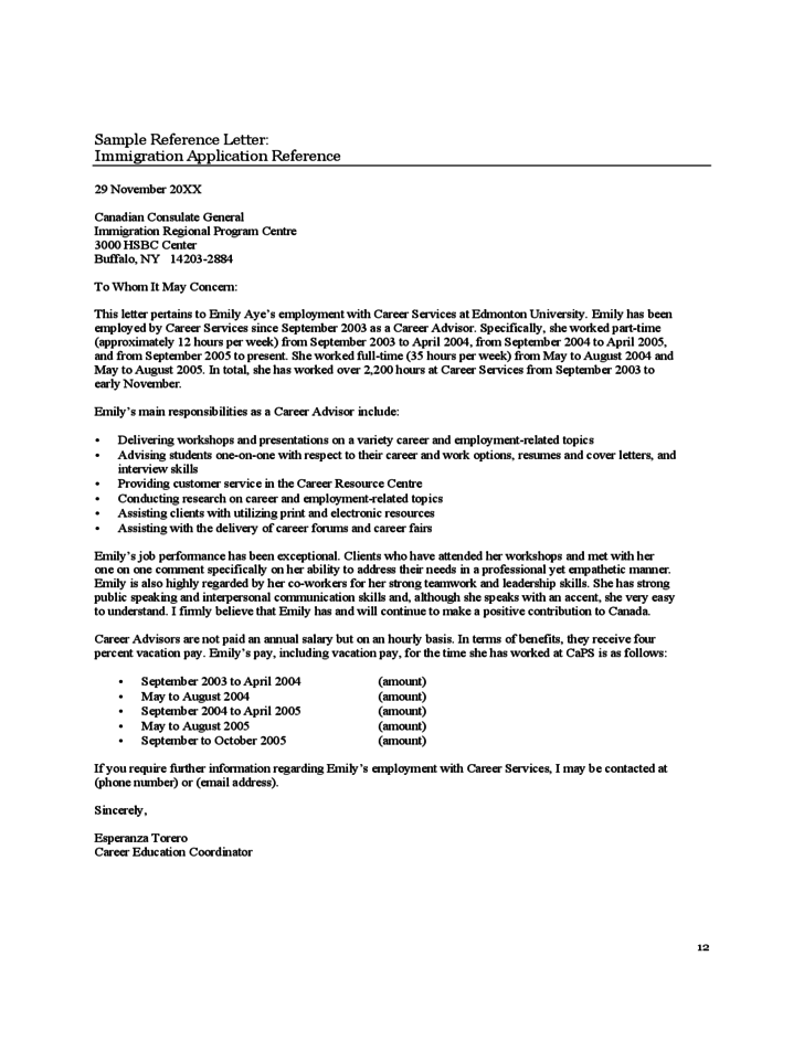 reference letters  university of alberta   11 reference letters university of alberta