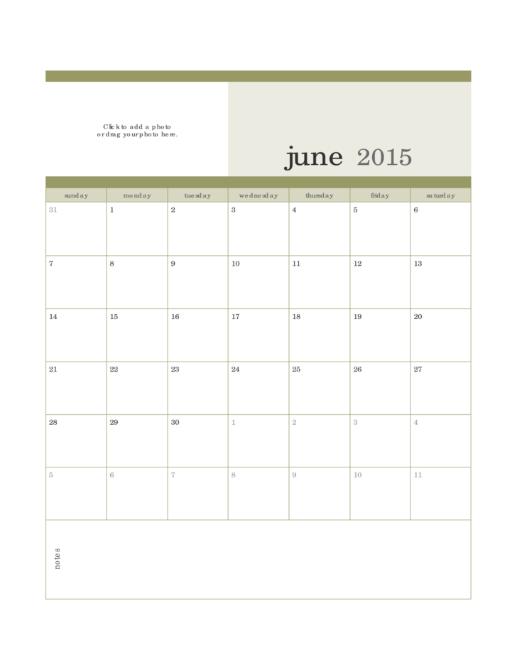 Calendar 2015 Template Monthly Militaryalicious