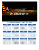 2016 Yearly Photo Calendar Template Free Download