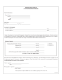 Sample Photography Contract Free Download