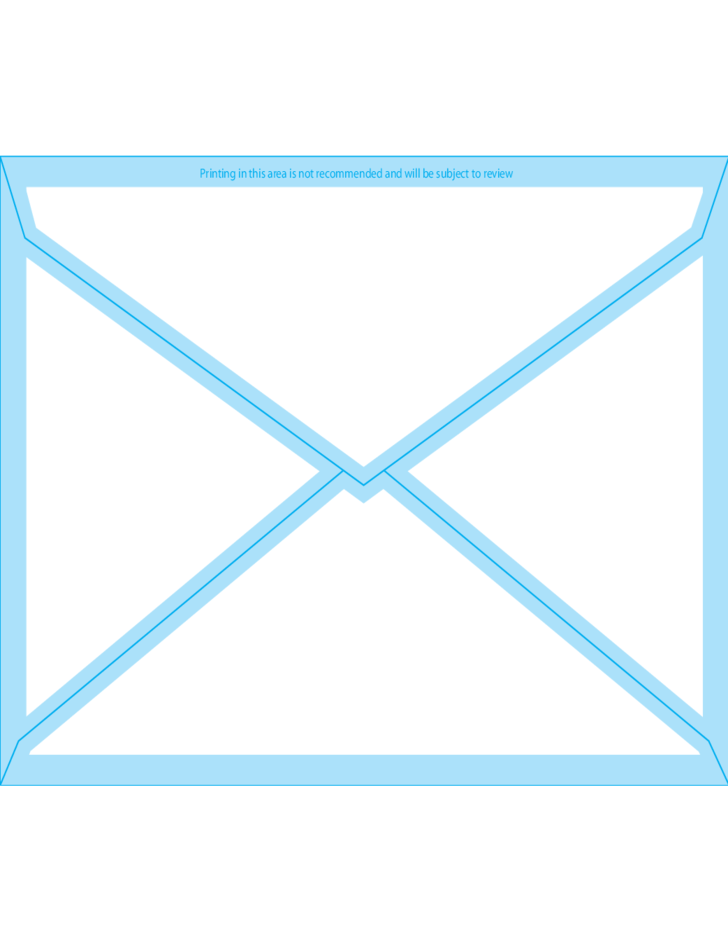 Pointed flap envelopes 4 5 8 x 6 1 4 back free download for 6 x 8 envelope template