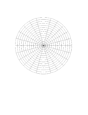 Sample for Polar Graph Paper