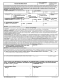 Police Record Check Sample Free Download