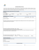 Police Incident Report Form - Marion Technical College Free Download