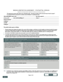 Binding Arbitration Agreement - Postnuptial Version - Chicago Free Download