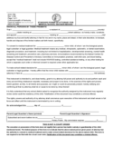 AOC-796 - Medical Power of Attorney for Minor Child - Kentucky Free Download