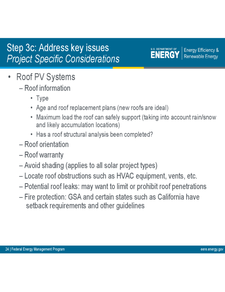 Sample Power Purchase Agreement Federal Energy Management – Sample Power Purchase Agreement