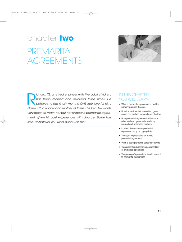 Prenuptial Agreement Form 6 Free Templates in PDF Word Excel – Prenuptial Agreement Form