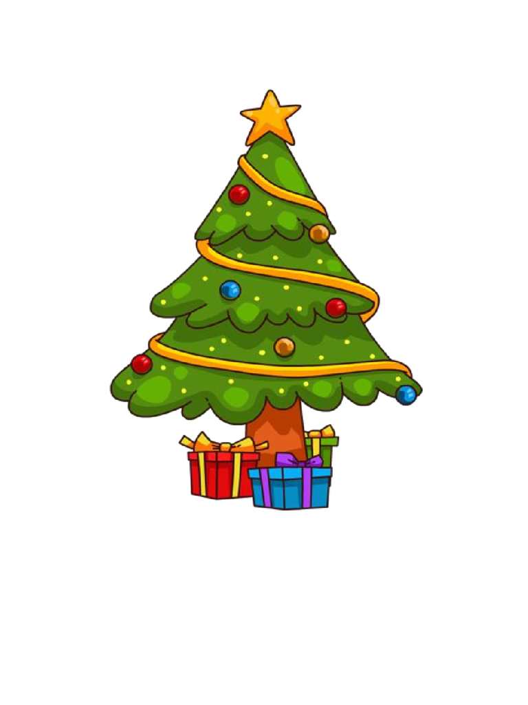 Printable Christmas Tree Sample