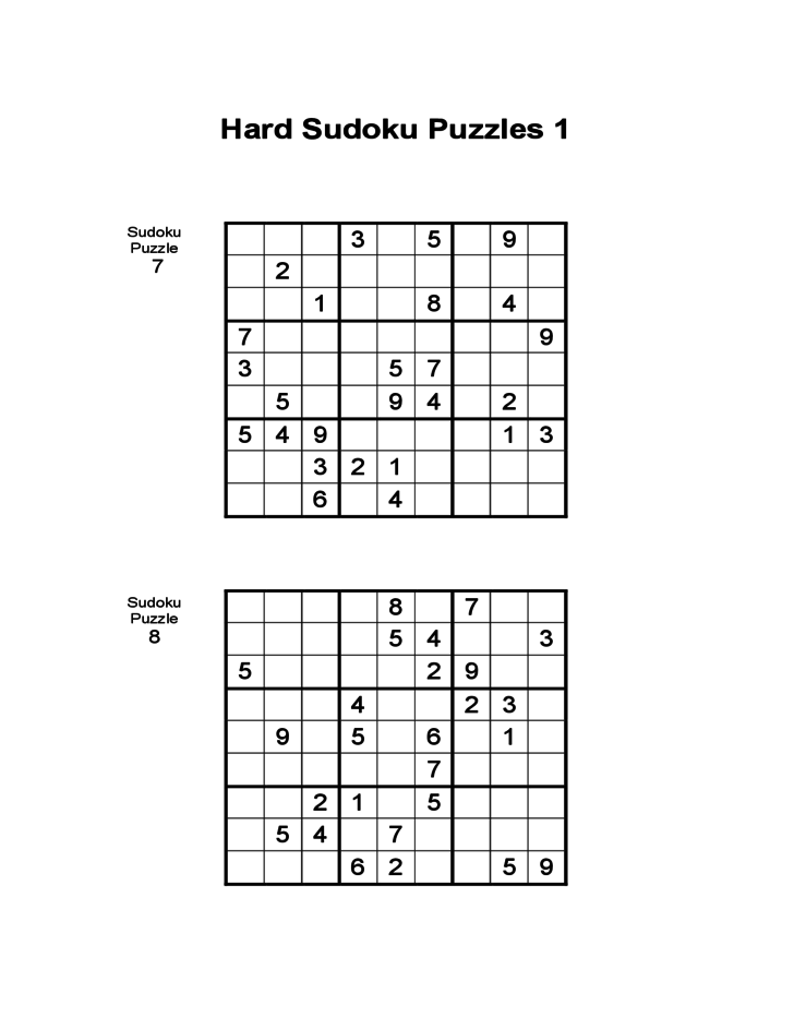 Attractive Sudoku Templates Ornament Professional Resume Examples