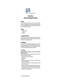 Privacy Policy Sample Free Download