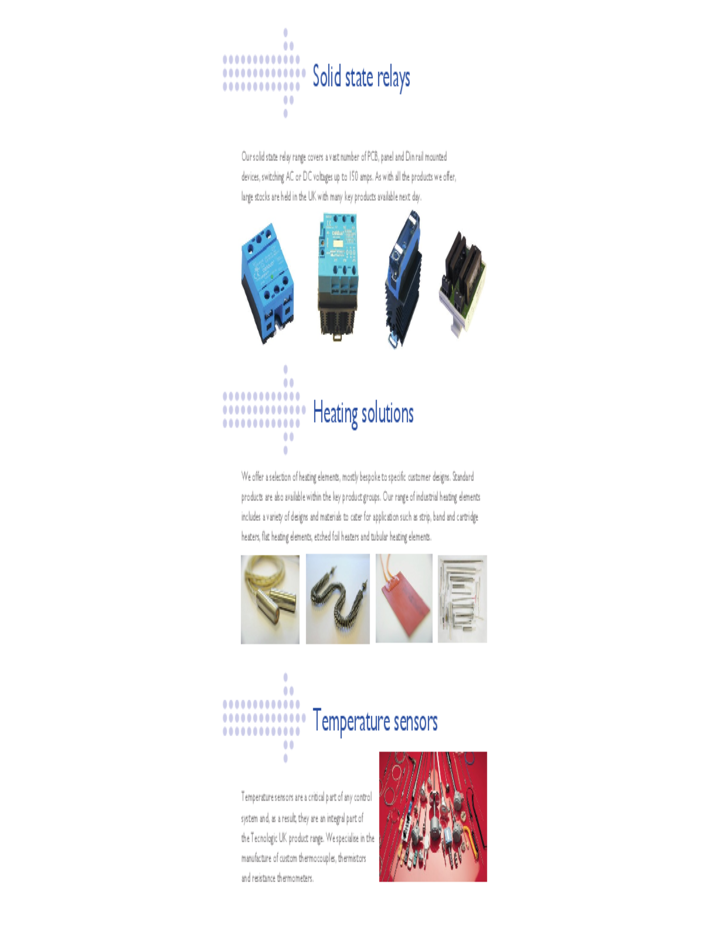 Product Brochure Example