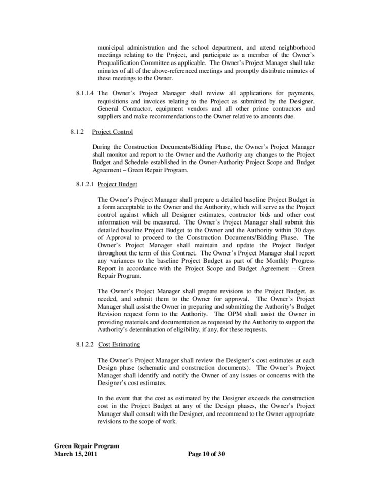 Management Services Agreement Template 28 Images