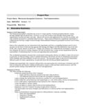 Project Plan Free Download